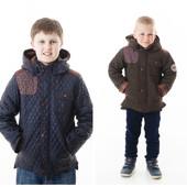 Куртка для мальчика демисезонная 110-140 р., Илья ,748-11,38