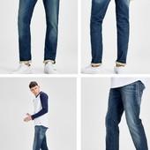 """Стрейтчевые джинсы tim original jos 919 slim fit jeans. разм. 33/34"""""""