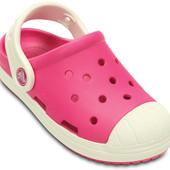 Kids' Crocs Bump It сlog кроксы р-р С9(25\26, 16см) оригинал.