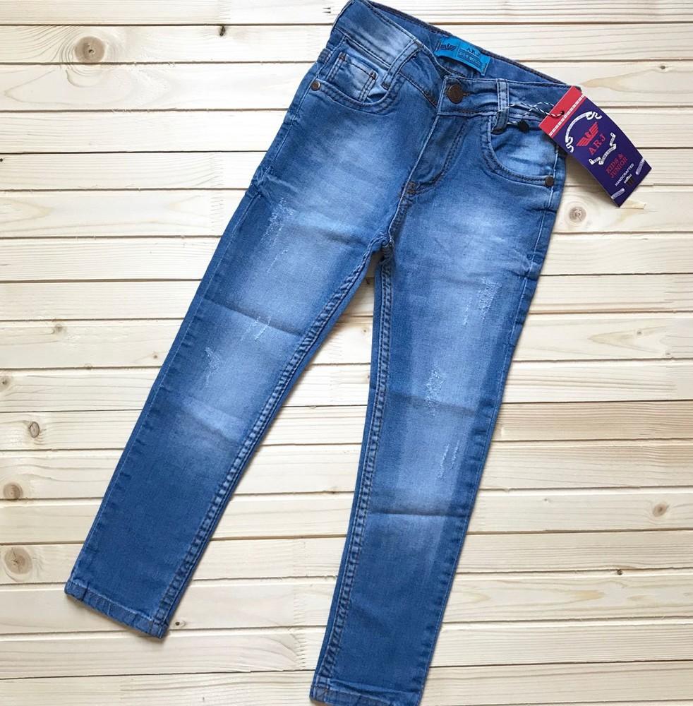 Джинсы armani jeans унисекс фото №1