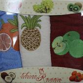 Кухонный набор полотенец Tree Roses 3 шт