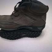 Фирменные ботинки 44р, осень-весна