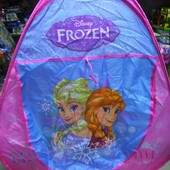 Палатка Frozen HF017 фроузен, с Анной и Эльзой