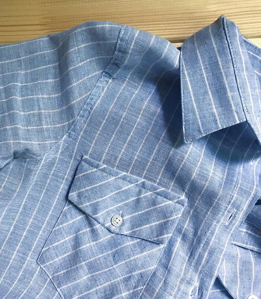 Рубашка платье m, l, xl фото №1