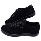 Кеды мужские замшевые Multi-Shoes Stael 548