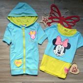 Комплект кофта и футболка с Минни Disney (7-8 лет)