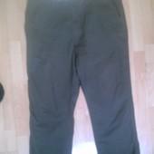 Фирменные штаны брюки 42 р.