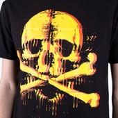 Футболка Punch - Skull , Black