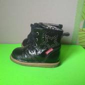 Крутые  ботиночки кожа полностью Голландия Shoesme