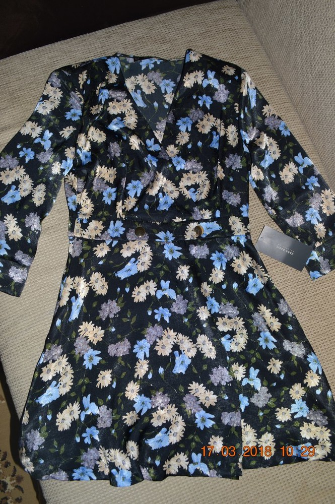Нове плаття zara розм. м в наявності фото №1