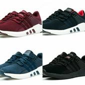 Кроссовки мужские Adidas EQT adv/91-17, р. 41-45, код kv-12161