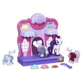 My Little Pony Бутик Рарити в Кантерлоте модный показ пони