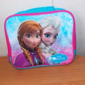 Фирменная термо-сумка для девочки