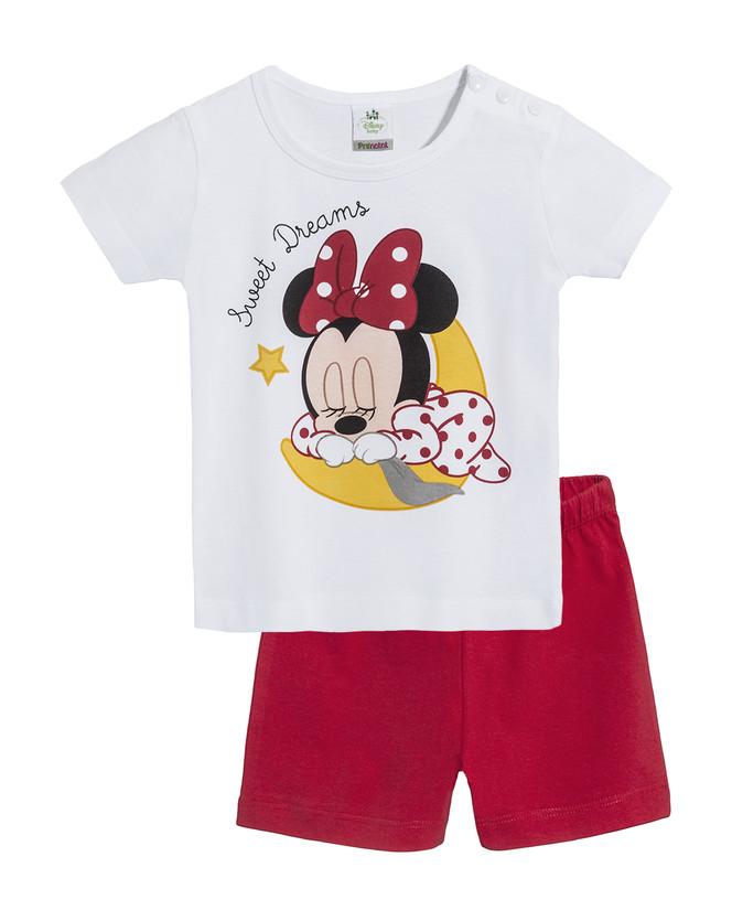 Піжами або літні костюми брендовані для дівчат 9-24 міс prenatal італія фото №1