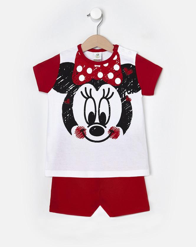 Піжами або літні костюми брендовані для дівчат 9-24 міс prenatal італія фото №7