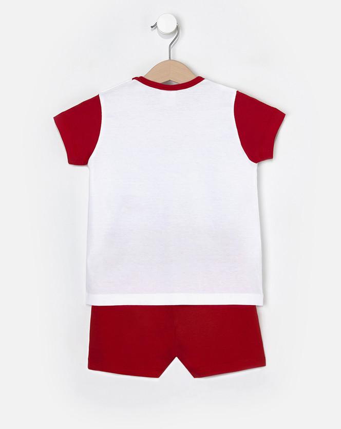 Піжами або літні костюми брендовані для дівчат 9-24 міс prenatal італія фото №8
