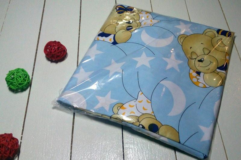 Набор детского сменного постельного белья в кроватку для новорожденного фото №17