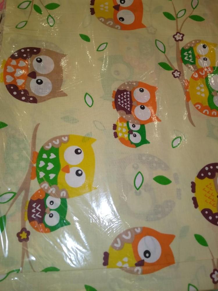 Набор детского сменного постельного белья в кроватку для новорожденного фото №8