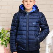 Весна 2018! Демисезонные подростковые куртки для мальчиков, много расцветок