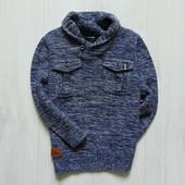 Шикарный свитер для мальчика. George. Размер 5-6 лет. Состояние: новой вещи