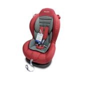Автокресло Welldon Smart Sport (красный/серый)