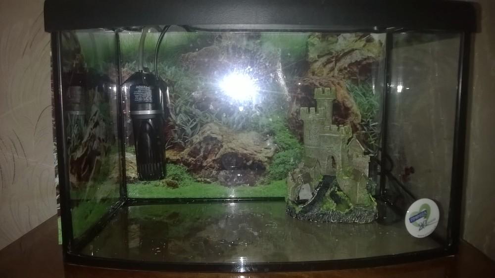 Продам Аквариум 25 л фото №1