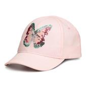 Кепка летняя Бабочка от H&M хлопок