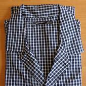 Мужская рубашка для дома, пижама р.М 48/50 Livergy, Германия