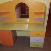 Парикмахерская для детского сада (можно использовать как детский стол-парту)