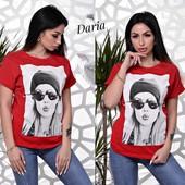 Женская футболка производство Турция