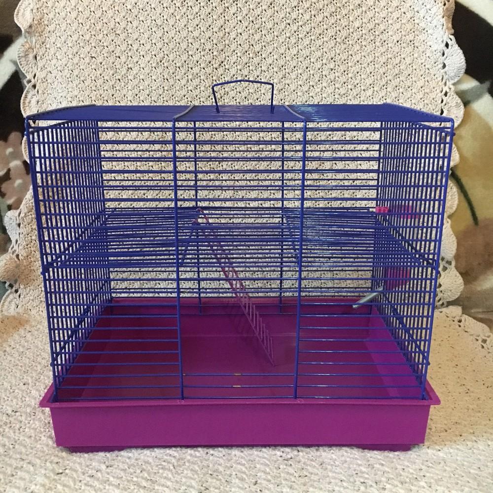 Клетка для грызунов фото №1