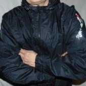 Спортивная фирменная курточка олимпийская зб Швейцарии бренд  Switcher (Свитчер).л-хл .