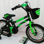 Двухколесный велосипед Hammer -16 S500