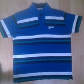 Фирменная футболка поло тениска XL