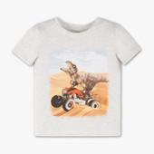 Футболка для мальчика C&A Динозавр.Супер цена .