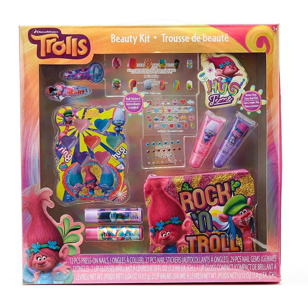 Townley girl детская косметика, набор для ногтей и косметичка фото №1