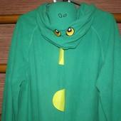 Пижама флисовая, размер L, рост до 180 см