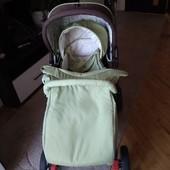Продам детскую коляску б/у Geoby