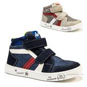 Ботинки American Club Gray, Navy 26-30 размеры для мальчика 2 цвета