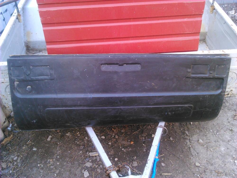 Задняя панель кузова для ваз 2101. фото №1