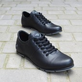 Туфли MiLord, натур. кожа, р. 40-45, спортивные, код gavk-10040