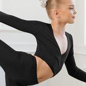 Разогревочное болеро для гимнастики