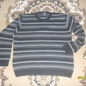 Модный мужской свитер на 46/48р