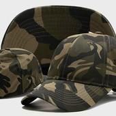 Камуфляжные кепки, р. универсальный, в ассортим. код fr-2677