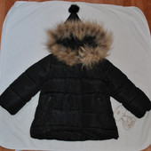 Деми курточка на 2-3 годика