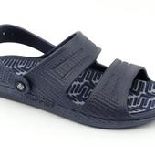 Мужские сандалии шлепанцы Progress 41, 42, 43, 44, 46 размер