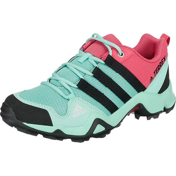 Фирменные кроссовки adidas terrex ax2r р-р 33(20.5см)оригинал фото №1