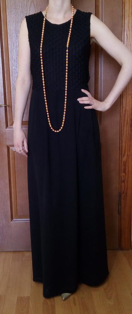 Вечернее  платье  фото №1
