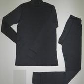 Merino wool мужской комплект термобелья xl из шерсти мериноса с шелком