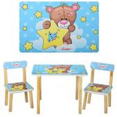 детский столик со стульями